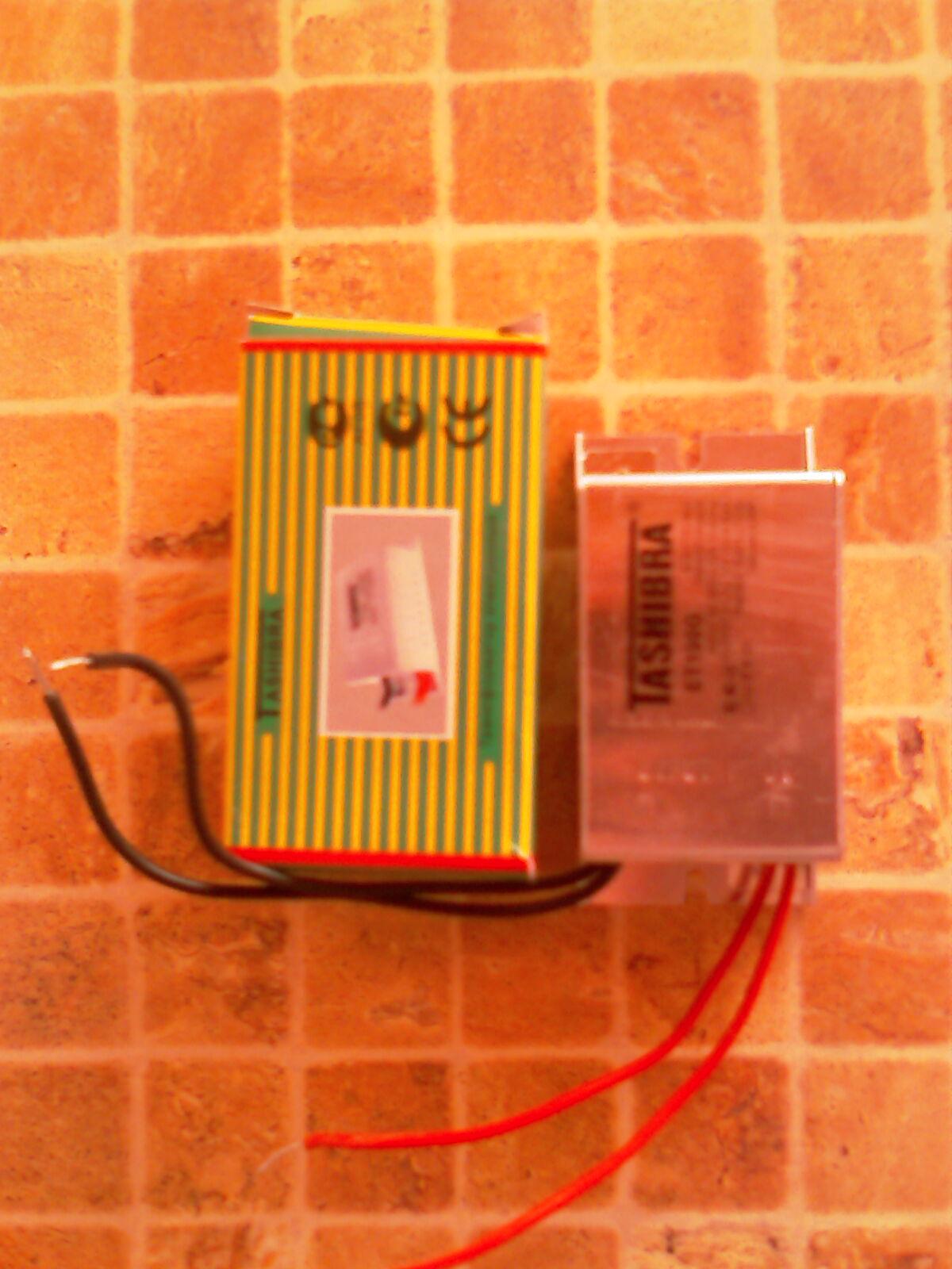схема подключение трех электролампочек